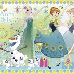 Frozen Disney Frozen Fever Ravensburger105847 01 Kinderpuzzels.nl .jpg
