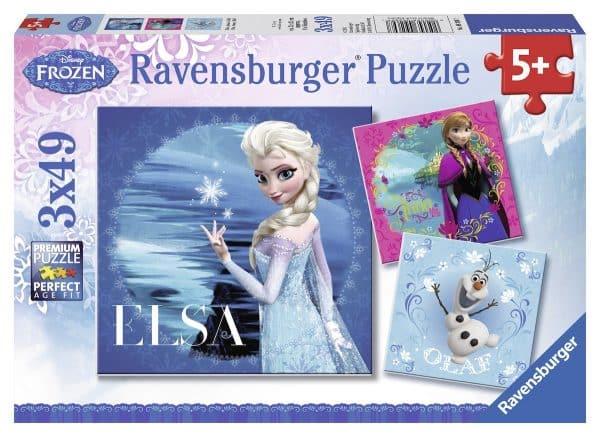 Frozen Elsa Anna Olaf Ravensburger092697 01 Kinderpuzzels.nl .jpg