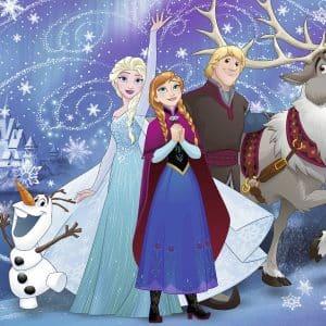 Frozen Glinsterende Sneeuw Ravensburger136100 01 Kinderpuzzels.nl .jpg