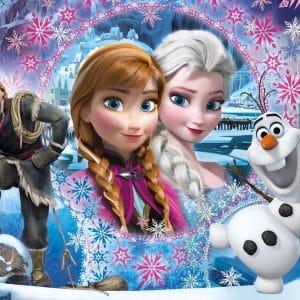 Frozen Koningin Uit De Bergen Elza
