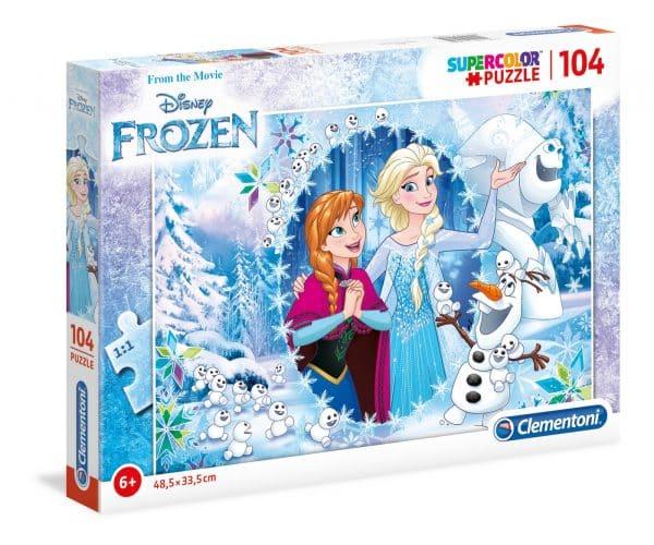 Frozen Voor Altijd Samen Elza Anna