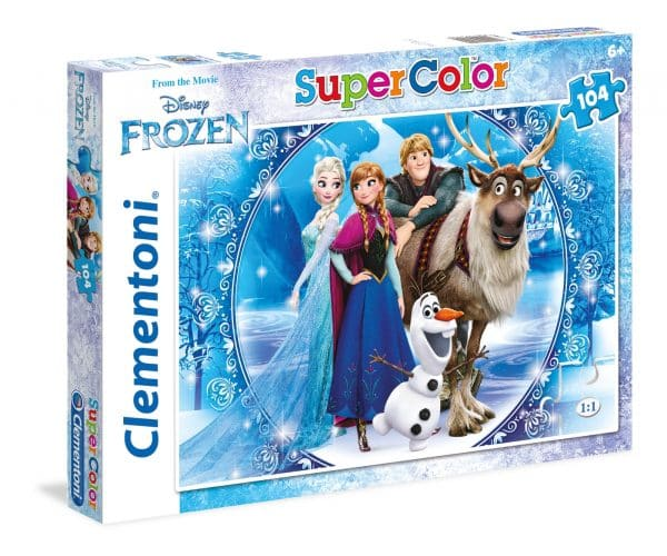 Frozen Maak Je Eigen Magie