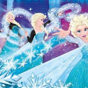 Frozen Metamorfose Elza Disney