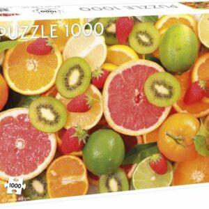 Fruits Legpuzzels