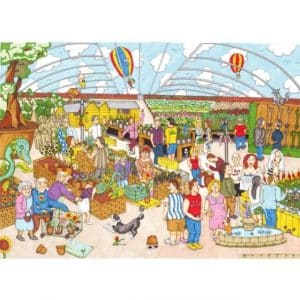 Garden Follies The House Of Puzzles Legpuzzel 5060002003855 1.jpg