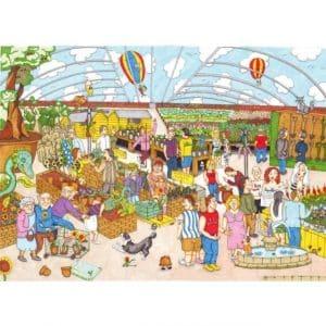 Garden Follies The House Of Puzzles Legpuzzel 5060002003855 1.jpg