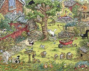 garden adventures heye29933 01 legpuzzels