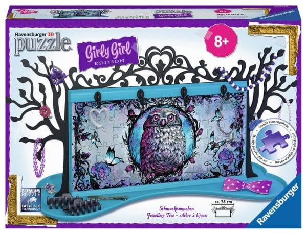 Girly Girl Animal Trend 3d Sieradenboom Ravensburger120796 01 Kinderpuzzels.nl .jpg