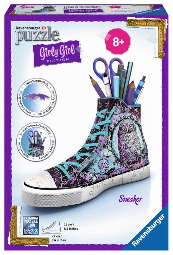 Girly Girl Sneaker Ravensburger Kinderpuzzels