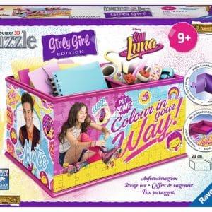 Girly Girl Soy Luna 3d Opbergdoos Ravensburger120901 01 Kinderpuzzels.nl .jpg