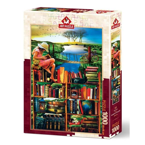 globetrotter 5174 art puzzel 2