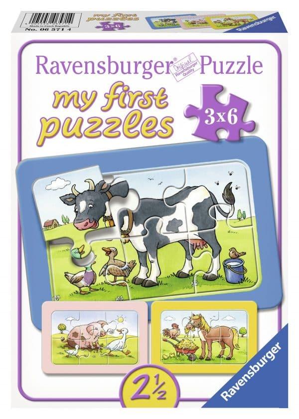 Goede Vrienden Mijn Eerste Puzzel Ravensburger065714 01 Kinderpuzzels.nl .jpg