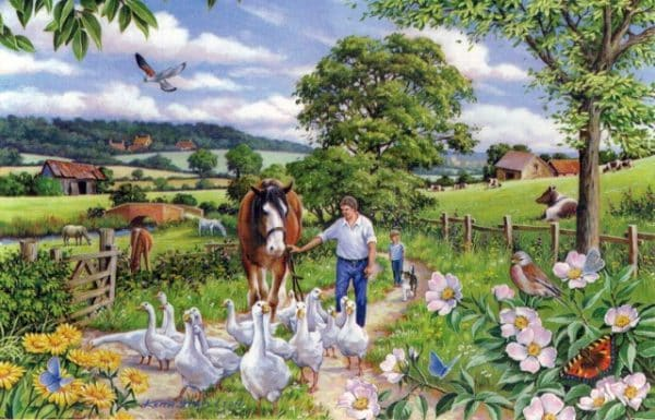 Goosey Gander The House Of Puzzles Legpuzzel 5060002003022 1.jpg
