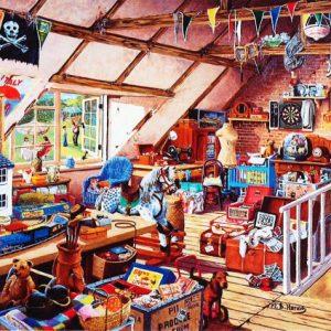 Grandmas Attic The House Of Puzzles Legpuzzel 5060002001721 1.jpg