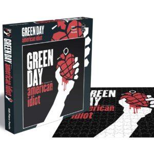 green day american idiot rocksaws22732 legpuzzels