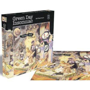 green day insomniac rocksaws22725 legpuzzels
