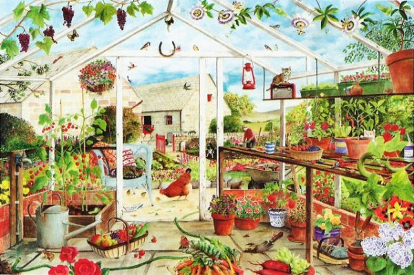 Green Fingers The House Of Puzzles Legpuzzel 5060002001493 1.jpg