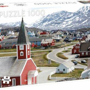 Greenland Legpuzzels