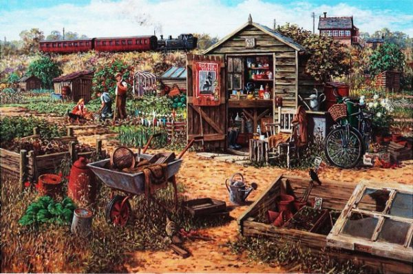 Grow Your Own The House Of Puzzles Legpuzzel 5060002001738 1.jpg