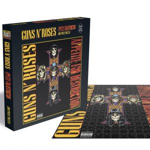 Guns N Roses Appetite For Destruction 1 Rocksaws46490 01 Legpuzzels.nl