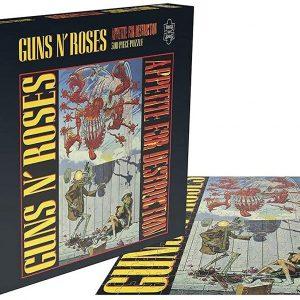 Guns N Roses Appetite For Destruction 2 Rocksaws46506 01 Legpuzzels.nl