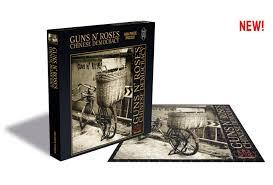 Guns N Roses Chinese Democracy Rocksaws49675 01 Legpuzzels.nl