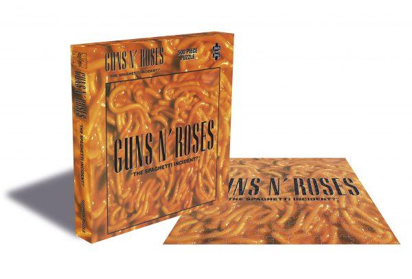 Guns N Roses The Spaghetti Incident Rocksaws46544 01 Legpuzzels.nl