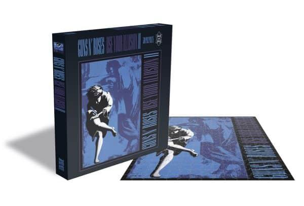 Guns N Roses Use Your Illusion 2 Rocksaws46520 01 Legpuzzels.nl