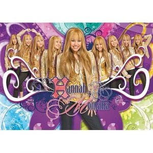 Hannah Montana As I Am Clementoni30291 01 Kinderpuzzels.nl .jpg