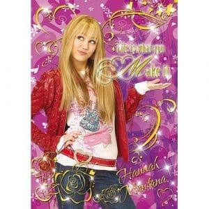 Hannah Montana Shining Star Clementoni30290 01 Kinderpuzzels.nl .jpg