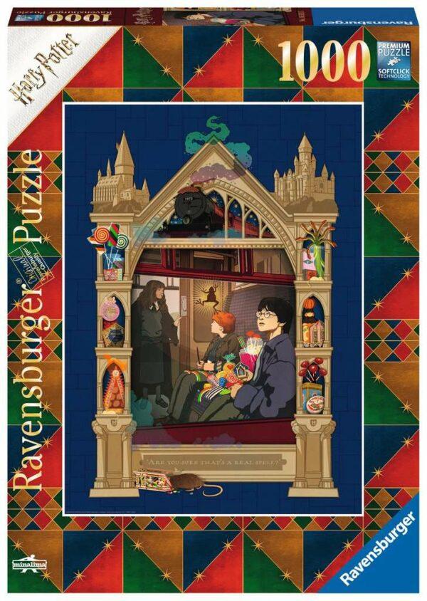 Harry Potter Ron Hermelien Hogwarts