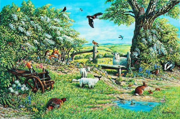 Hedgerow The House Of Puzzles Legpuzzel 5060002001349 1.jpg