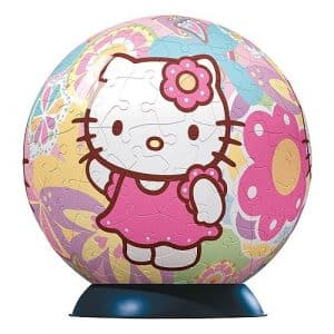 Hello Kitty Retro Ravensburger Kinderpuzzels