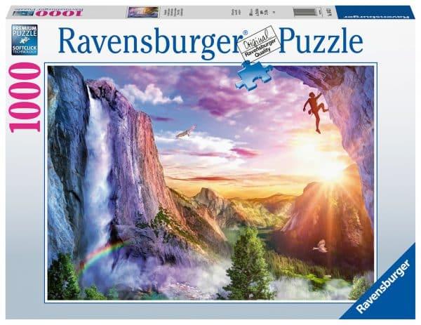Het Plezier Van Een Klimmer Ravensburger164523 02 Legpuzzels.nl