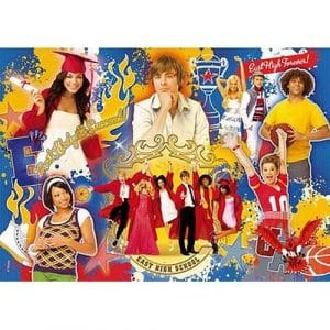 High School Musical Boys Are Back Clementoni30370 01 Kinderpuzzels.nl .jpg