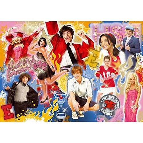 High School Musical East High Forever Clementoni30369 01 Kinderpuzzels.nl .jpg