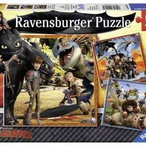Hoe Tem Je Een Draak Drakenrijders Ravensburger092581 01 Kinderpuzzels.nl .jpg