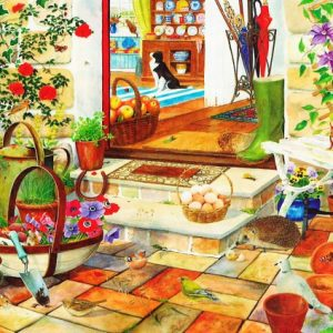 Home Garden The House Of Puzzles Legpuzzel 5060002002094 1.jpg