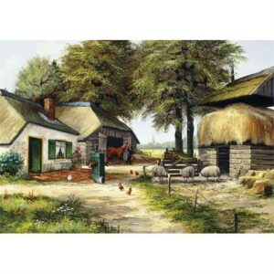 homestead 5181 art puzzel 1