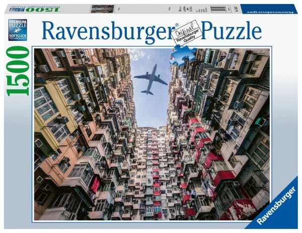 Hong Kong Ravensburger150137 02 Legpuzzels.nl