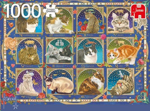Horoscoop Katten Jumbo18853 01 Legpuzzels.nl