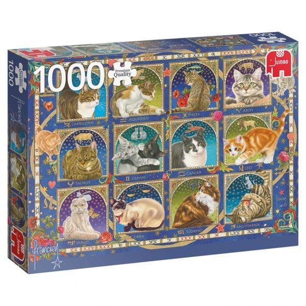 Horoscoop Katten Jumbo18853 03 Legpuzzels.nl