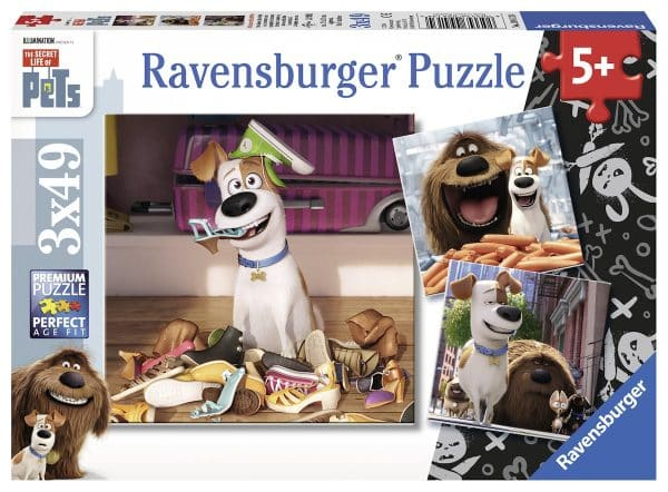 Huisdiergeheimen The Secret Life Of Pets Ravensburger094134 01 Kinderpuzzels.nl .jpg