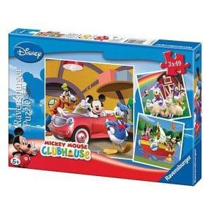 Mickey Mouse Ravensburger Kinderpuzzels
