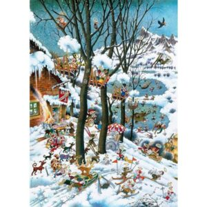 in winter heye29961 01 legpuzzels