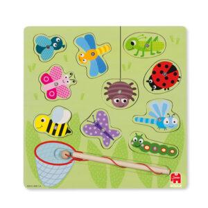 insecten magneetpuzzel jumbo 53134 int 1