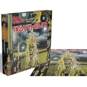 Iron Maiden Iron Maiden Rocksaws39638 01 Legpuzzels.nl
