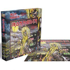 Iron Maiden Killers Rocksaws39645 01 Legpuzzels.nl