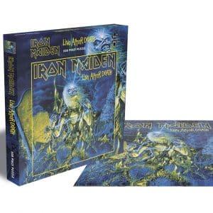 Iron Maiden Live After Death Rocksaws39669 01 Legpuzzels.nl