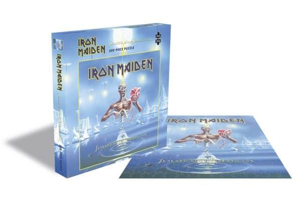 Iron Maiden Seventh Son Of A Seventh Son Rocksaws39676 01 Legpuzzels.nl
